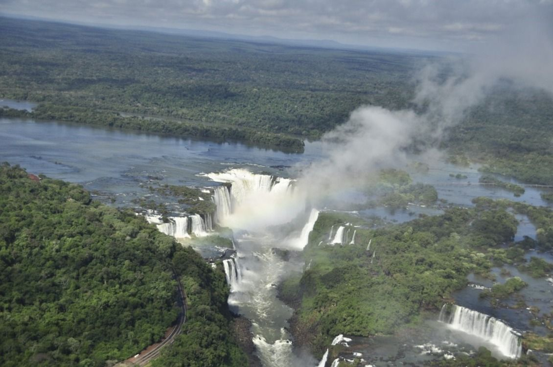 Foz do Iguacu - The main falls