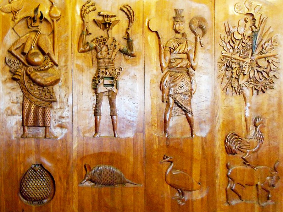 Afro-Brazil Museum
