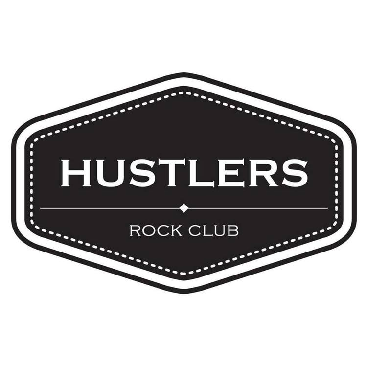 Hustlers Rock Club Logo