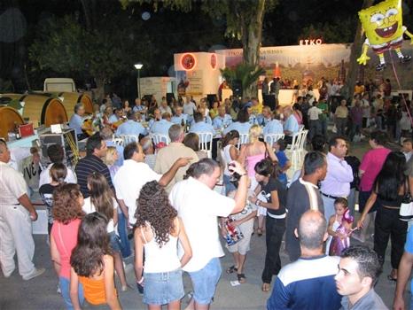 Wine Festival Main Square