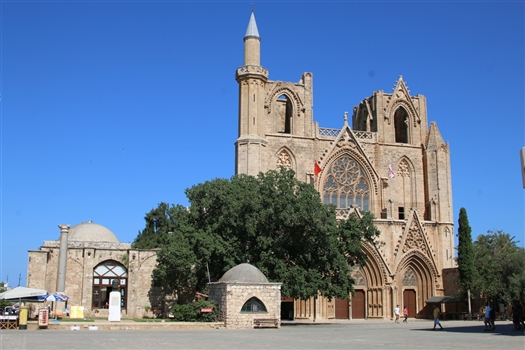 Mustafa Pasha Mosque - Famagusta