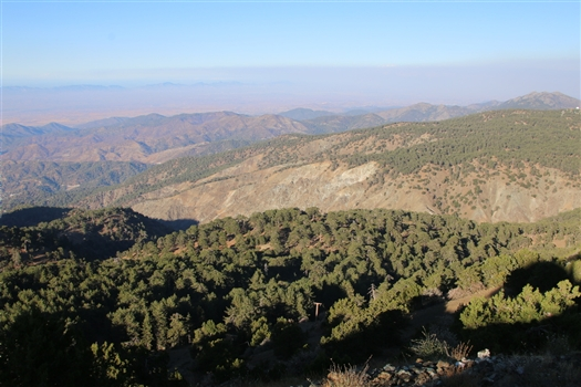Troodos mountains - cool views