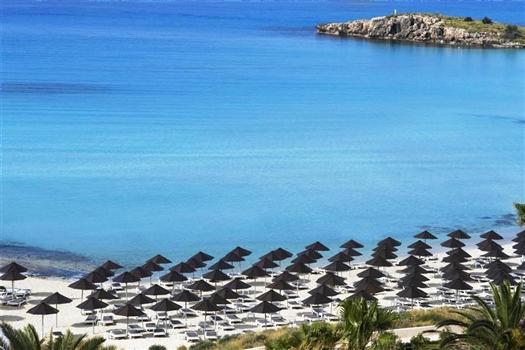 Agia Napa - Nissi Beach