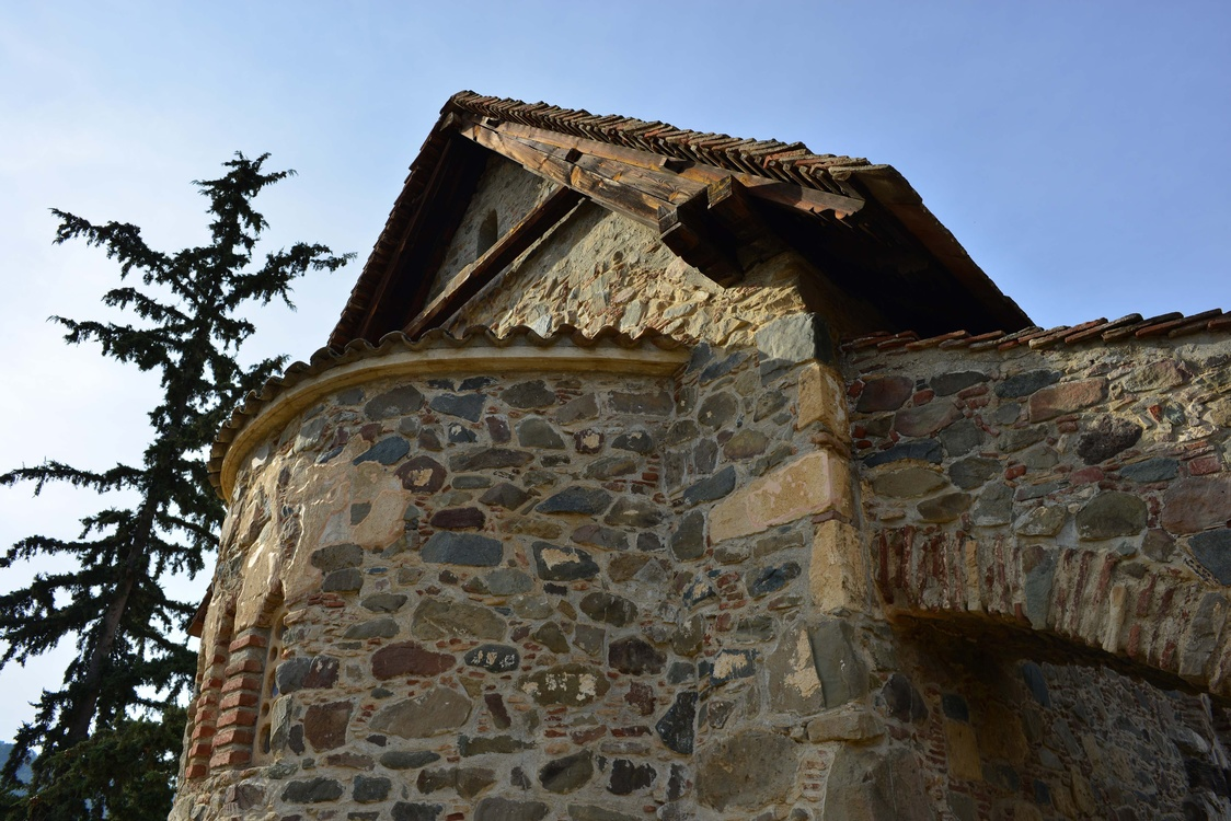 Panayia Phorviotissa Church