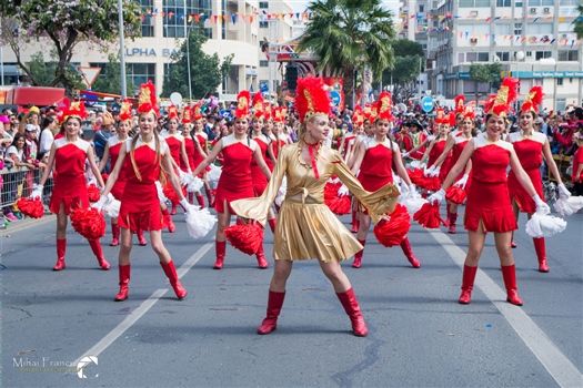 Limassol Carnival - The parade