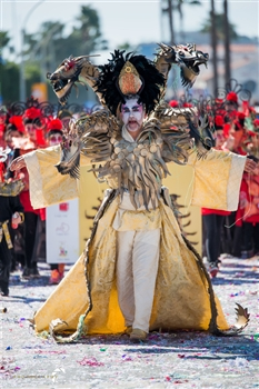 Limassol Carnival - The dragon - Andreas Vryonides