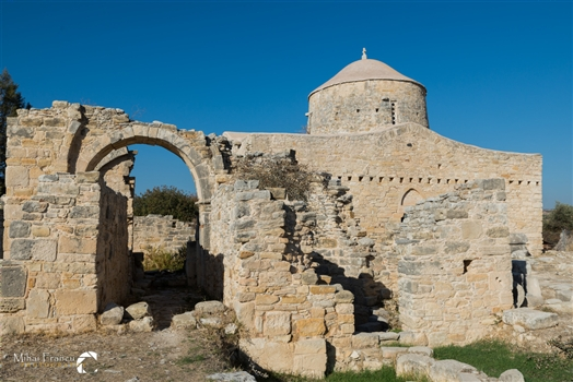 The Monastery of Timiou Stavrou