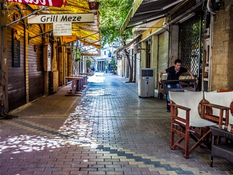 Streets of Old Nicosia