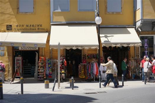 Ledra street shop