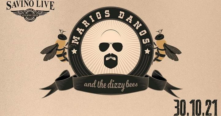 Marios Danos and the Dizzy Bees