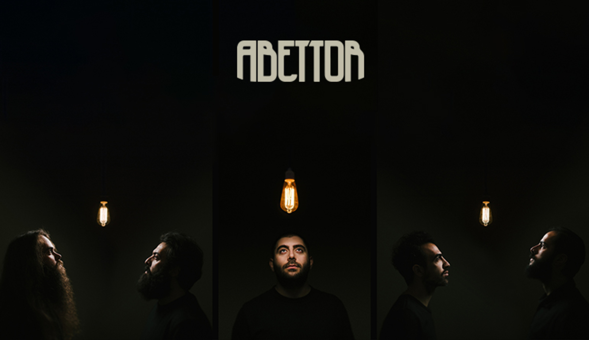 Abettor lamp collage