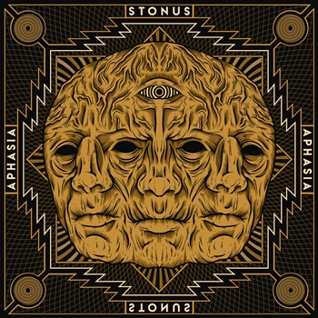 Album cover for Aphasia