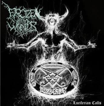 Frozen Winds - Luciferian Calls - Album cover