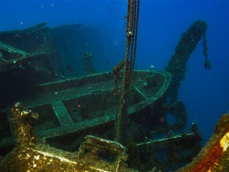 Wreck of the Zenobia