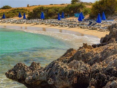 Makronissos Seashore