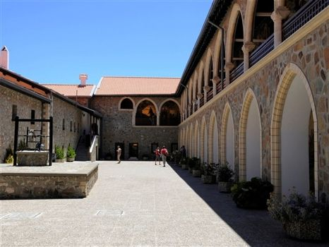 Kykkos Monastery 2