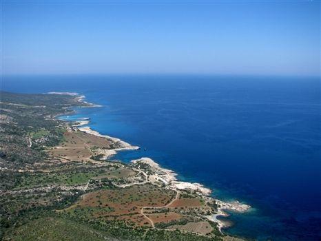 Akamas - Shoreline on northern side of the island