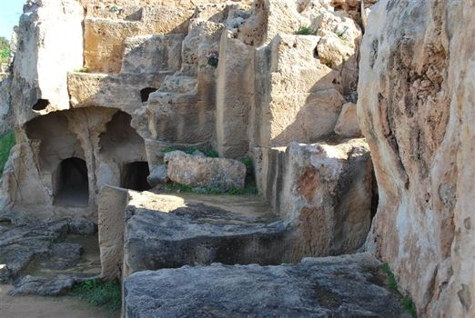 Tomb of the Kings - Caves