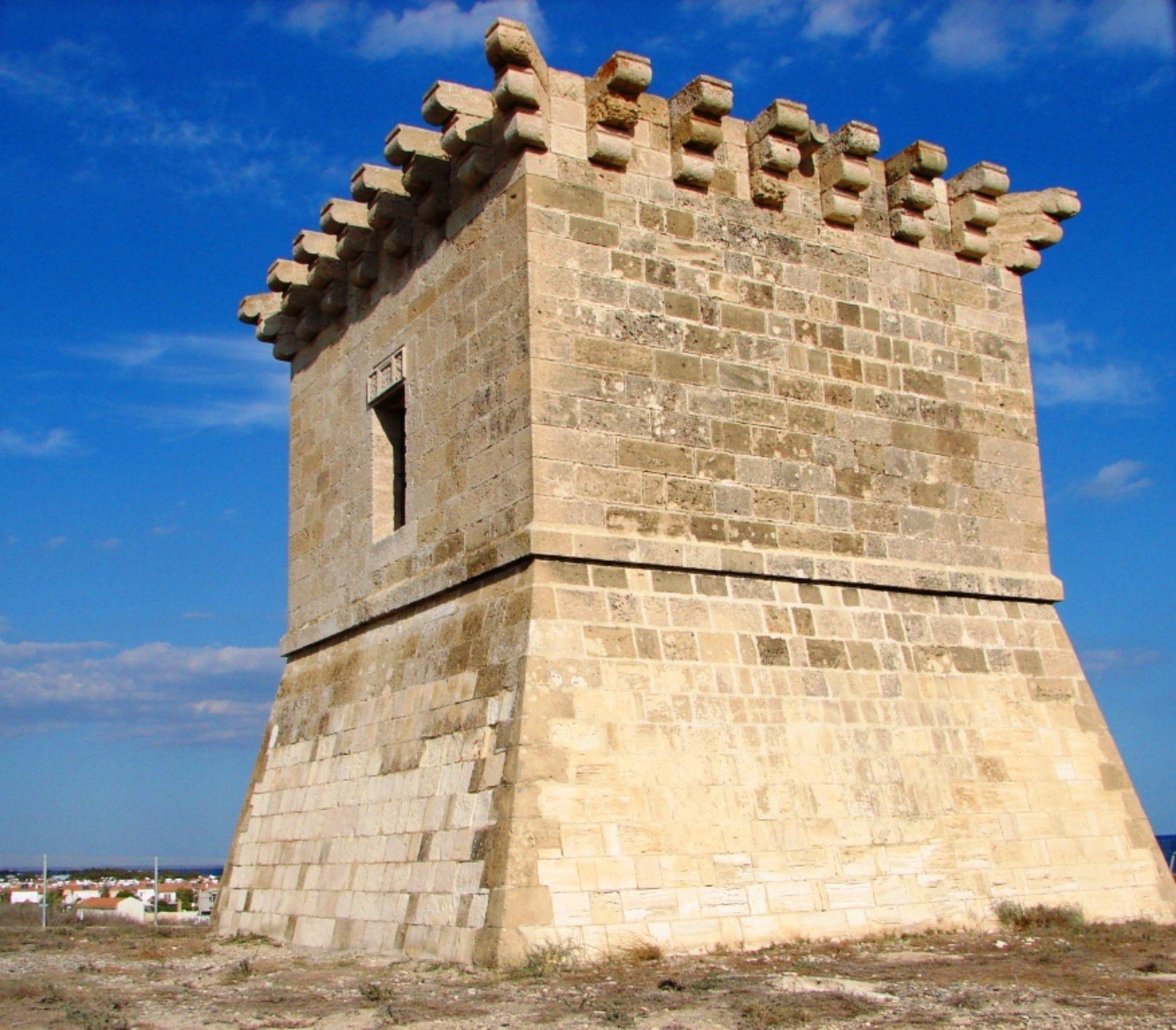Tower of Regina - Pervolio - Cyprus