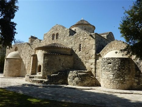 Church of Panagia tis Aggeloktistis