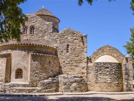 Panagia tis Aggeloktistis - UNESCO heritage site