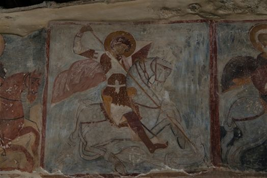 Panagia tou Araka - Dragon slayer