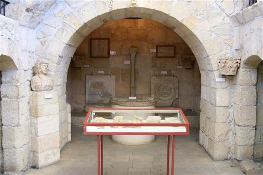 Limassol Castle - what is there to see