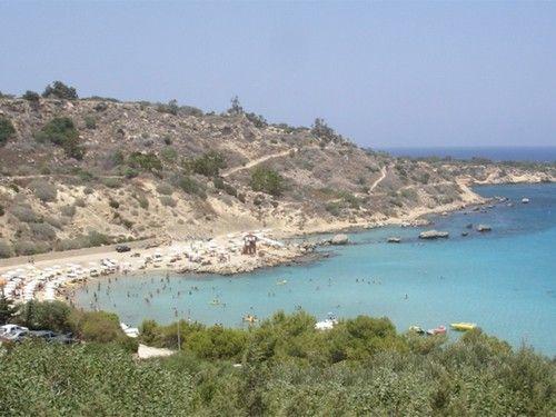 Konnos Blue Flag Beach
