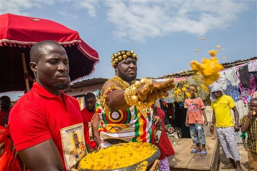 Homowo Festival - Celebration of Harvest