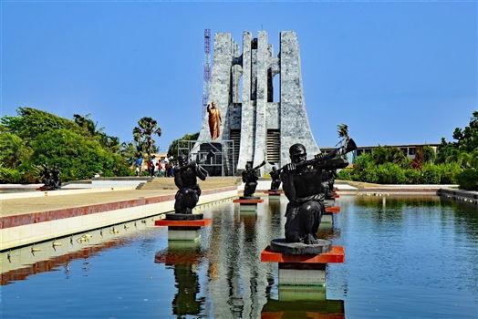 Kwameh Nkurmah Mausoleum