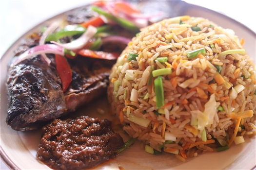 First-timers guide to Ghanaian Cuisine