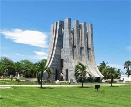 Kwame Nkrumah Mausoleum and Memorial