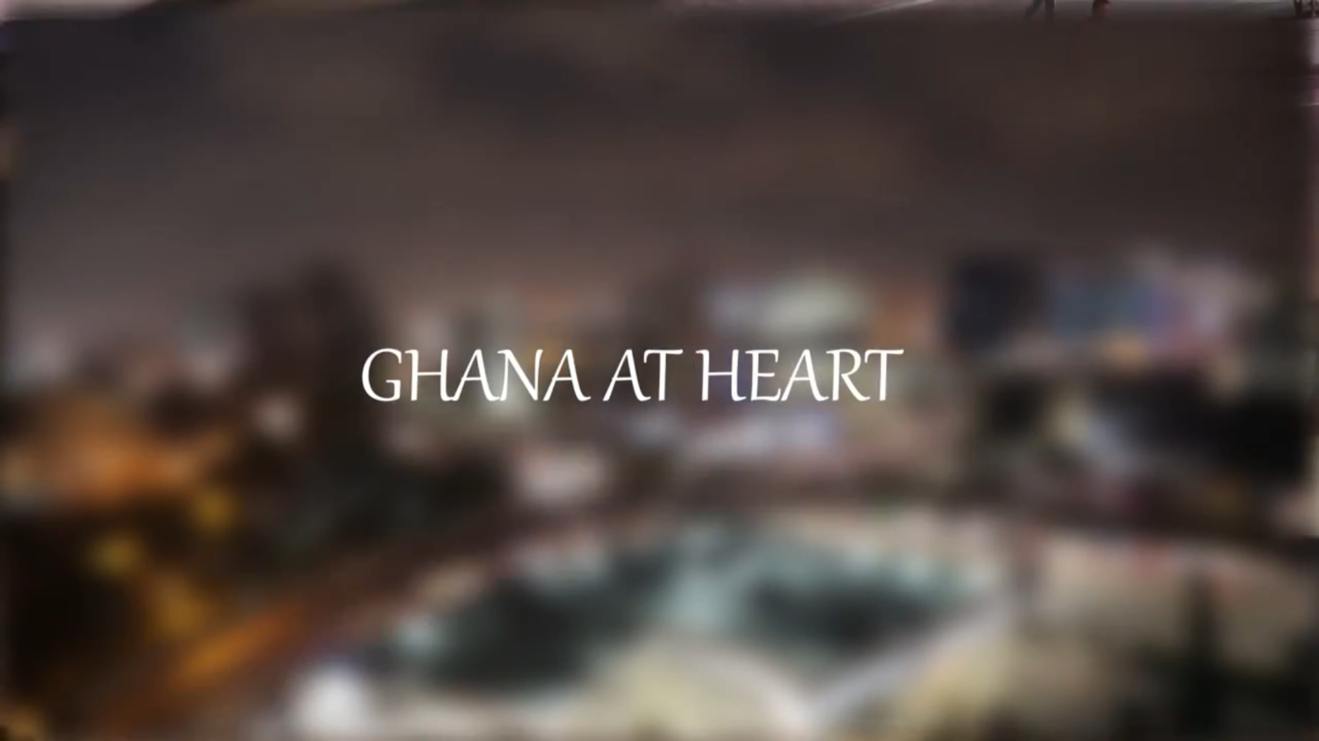 Introducing Ghana - Ghana at Heart