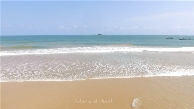 Ghana at Heart - The beach
