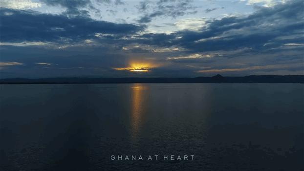 Ghana at Heart - Sunset