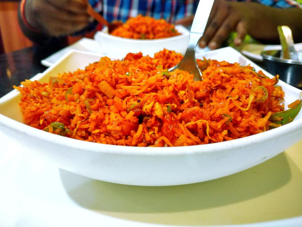 Jolof rice - A West African Delicacy