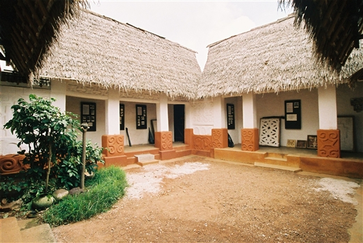 Asante Traditional Buildings