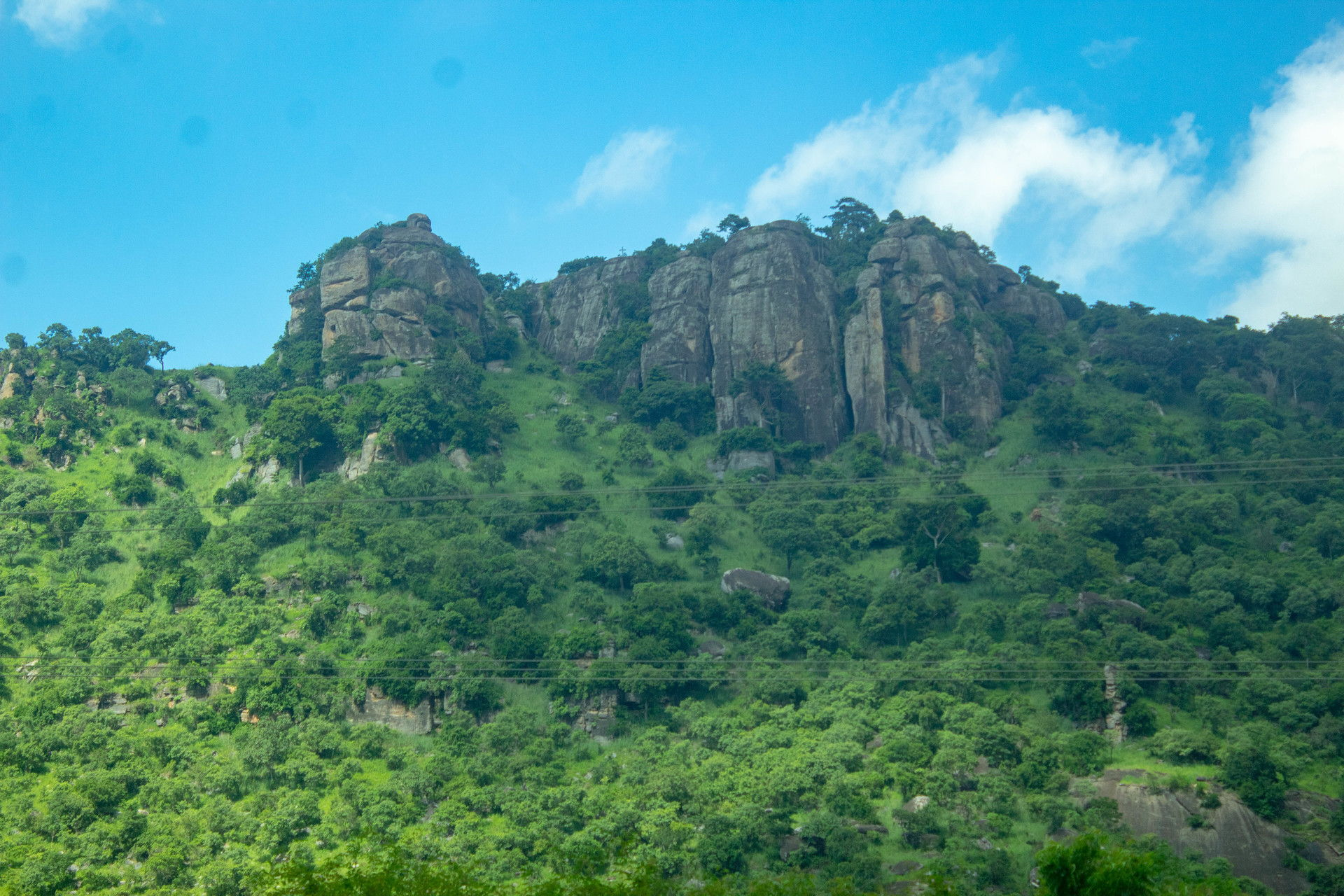 Krobo Hills Ghana