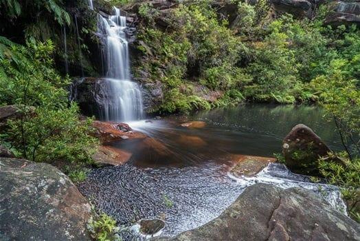 Akaa Falls