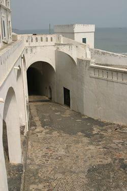 Gate of No Return in Cape Coast Castle