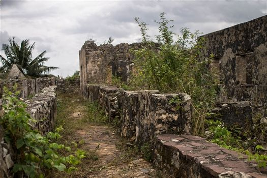 Fort Batenstein - Walkway