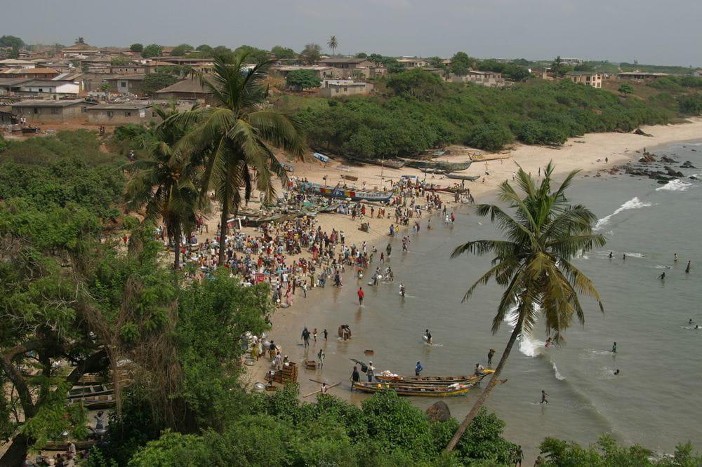 Little town of Senya Beraku