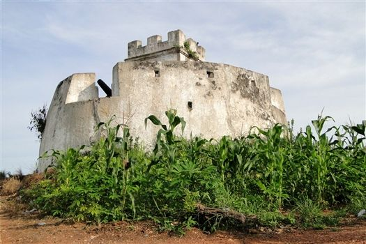 Fort Victoria at Sunset - Cape Coast - Ghana