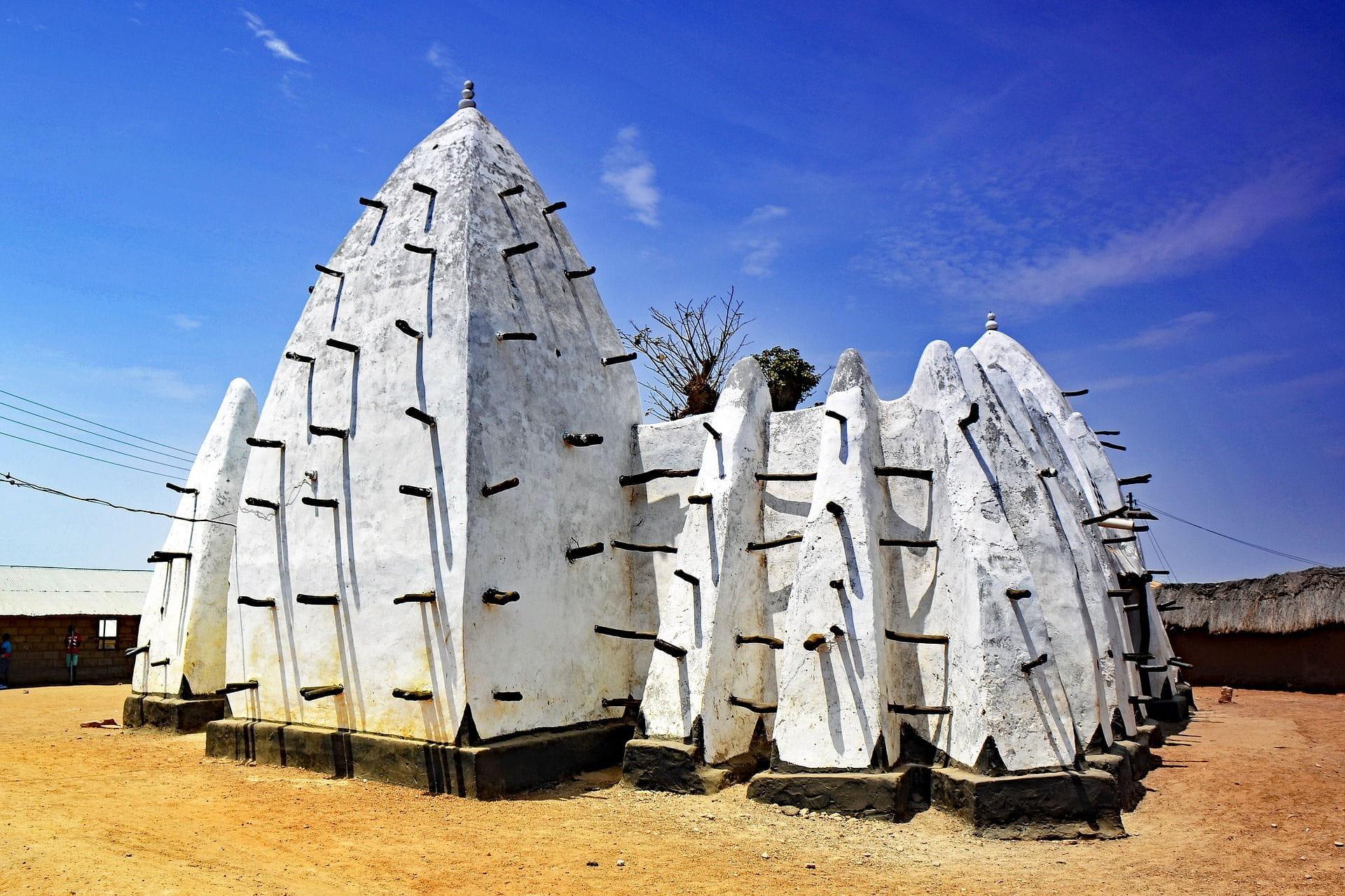 Larabanga mosque 2016