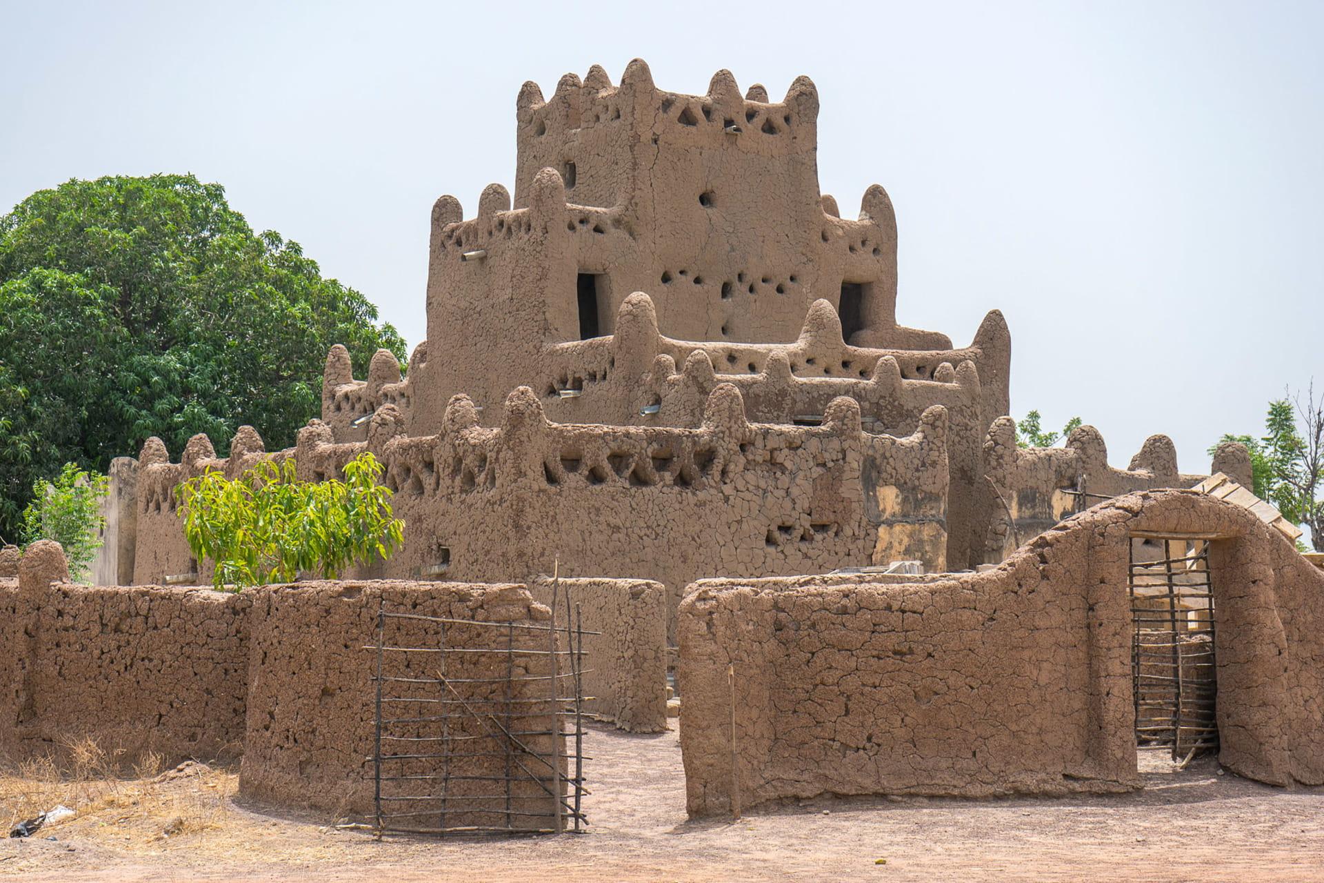 Zayaa Mud Mosque