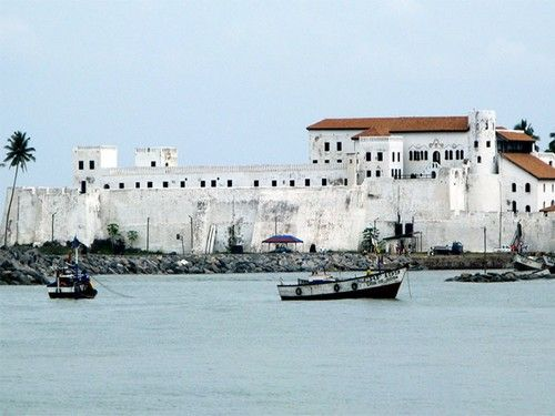 Elmina Castle or St. George Castle
