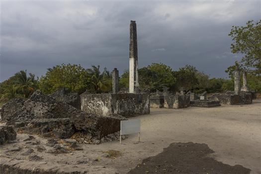 Kaole minarett